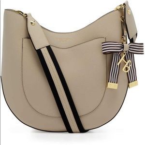 Henri Bendel West 57th Hobo Crossbody w/ Bow